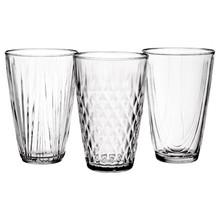 "10"" Cut Crystal Vase Asst - Crystal"