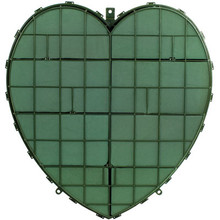 "Aquaforms 24"" Solid Heart - Green"