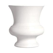 """7 3/4"""" Designer Urn - White"""