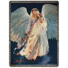 Messenger of Love Tapestry Throw