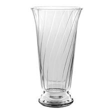 "10 1/2"" Romanesque Vase - Crystal"