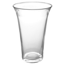 "12"" Riviera Vase - Crystal"