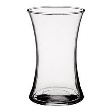 "8"" Small Gathering Vase - Crystal"