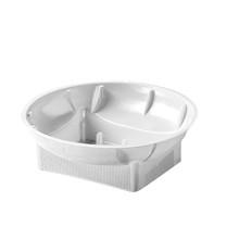 "6"" Single Design Bowl - White"