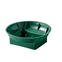"6"" Single Design Bowl - Green"