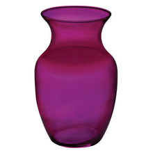 "8"" Rose Vase-Purple Passion"