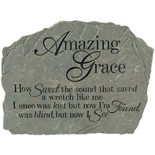 """Amazing Grace"" stepping Stone"