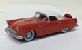 #56004 Ford '56 Thunderbird - Fiesta Red/White