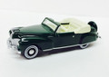 Oxford Diecast #87LC41002 Lincoln Continental '41 Convertible - Spode Green (HO)