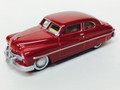 Oxford Diecast #87ME49003 Mercury '49 Coupe- Pirate Red (HO)