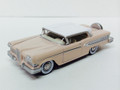 Oxford Diecast #87ED58003 Edsel '58 Citation - Pink/White (HO)