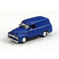Athearn #26473 Ford 1955 F-100 Panel Truck - Blue