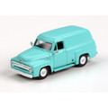 Athearn #26474 Ford 1955 F-100 Panel Truck - Jade