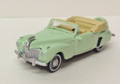 Oxford Diecast #87LC41005 Lincoln Continental '41 Convertible - Paradise Green (HO)