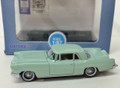 Oxford Diecast #87LC56003 Lincoln Continental '56 Mark II - Summit Green (HO)