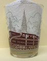 Vintage Pennsylvania RR Engine 4902 Drinking Glass
