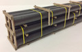 JWD #61663 General Purpose Black Pipe Load for ExactRail Thrall (HO)