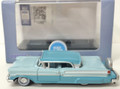 Oxford Diecast #87MT57004 Mercury '57 Turnpike Cruiser - Tahitian Green (HO)
