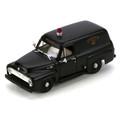 Athearn #26482 - 1955 F-100 Panel Truck, Police/Black (HO)