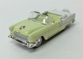 Classic Metal Works #30106C Vintage '55 Chevy BelAir Convertible - Yellow (HO)