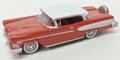 Oxford Diecast #87ED58006 Edsel '58 Citation - Red/Frost White (HO)