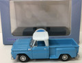 Oxford Diecast #87CP65001 Chevy '65 Stepside Pickup - Blue (HO)