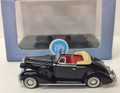 Oxford Diecast #87BS36001 Buick '36 Convertible Coupe - Black (HO)