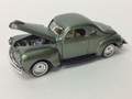 Classic Metal Works #30105D '41 Plymouth 2-Door Hardtop Coupe - Green (HO)