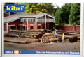 Kibri #38663 Assorted Logs for Sawmill (HO)
