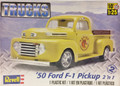Revell #85-7203 Plastic Kit - '41 Chevy Pickup 2 'n 1 (1:25th)