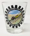 Shot Glass #401 Mt Washington Cog Railway