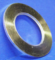 Banding for Loads - Metallic Chrome - 1/16""