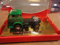 Classic Metal Works #30113B 1953 White 3000 Cabover - Green (HO)