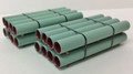 JWD #81905 18' Green Pipe Vehicle Load (2-pk)