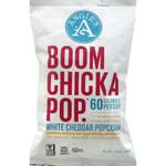 Angie's Popcorn, White Cheddar (12x4.5 OZ)