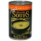 Amy's Kitchen Low Sodium Split Pea Soup (12x14.1 Oz)