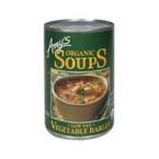 Amy's Kitchen Vegetable Barley Soup Low Fat (12x14.1 Oz)