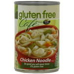 Gluten Free Cafe Chicken Noodle Soup (12x15Oz)