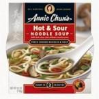 Annie Chun's Hot & Sour Soup Bowl (6x5.5 Oz)