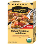 Imagine Foods Italian Vegetables & Beans (12x17.3Oz)