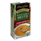 Imagine Foods vegetable Broth Soup (12x32 Oz)