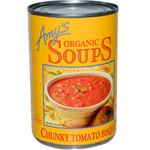 Amy's Chunky Tomato Bisque, Vegan (12x14.1 OZ)