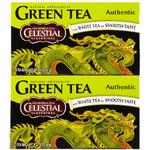 Celestial Seasonings Authentic Green Tea (6x20 Bag)