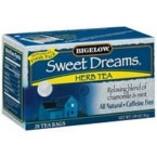 Bigelow Sweet Dreams Herb Tea (3x20 Bag)