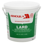Armour Lard Pail (12x4LB )
