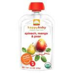 Happy Baby Spinach, Mango & Pear Stage 4 Food (16x4.22 Oz)