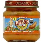 Earth's Best Baby Foods Baby 1St Sweet Potato (12x2.5OZ )