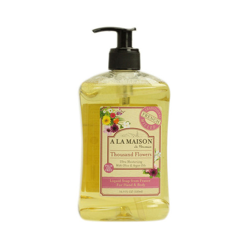 A La Maison French Liquid Soap Thousand Flowers (8.8 fl Oz)