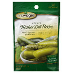 Mrs Wages Kosher Dill Mx (12x6.5OZ )