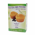 Gluten Free Pantry Muffin & Scone Mix Wheat Free ( 6x15 Oz)